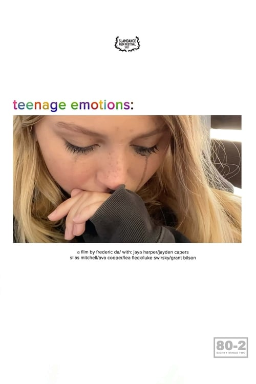 Teenage Emotions I recommend the site