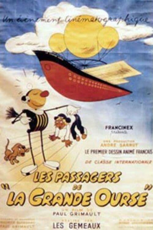 Voir Les Passagers de la Grande Ourse (1943) streaming openload
