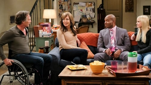 Mom: Season 5 – Épisode Fish Town and Too Many Thank You's