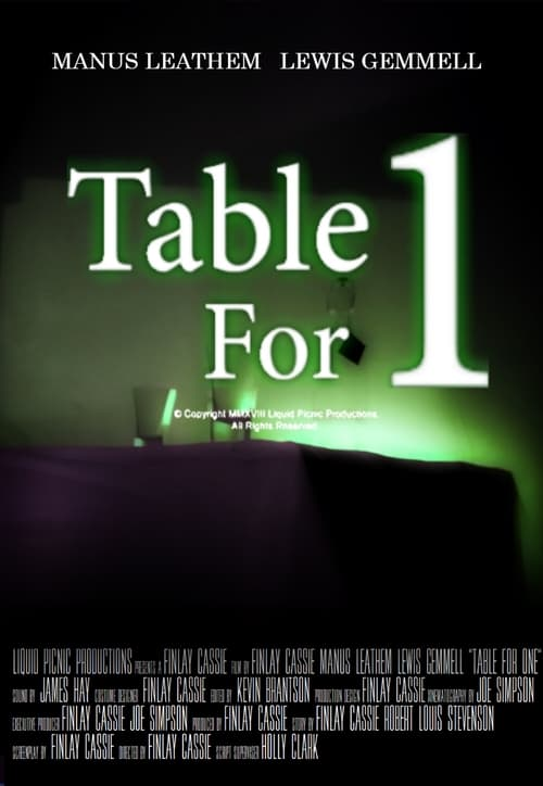 Can I Watch Table For One Online
