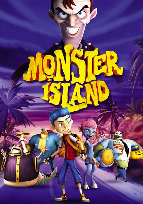 Assistir A Ilha dos Monstros