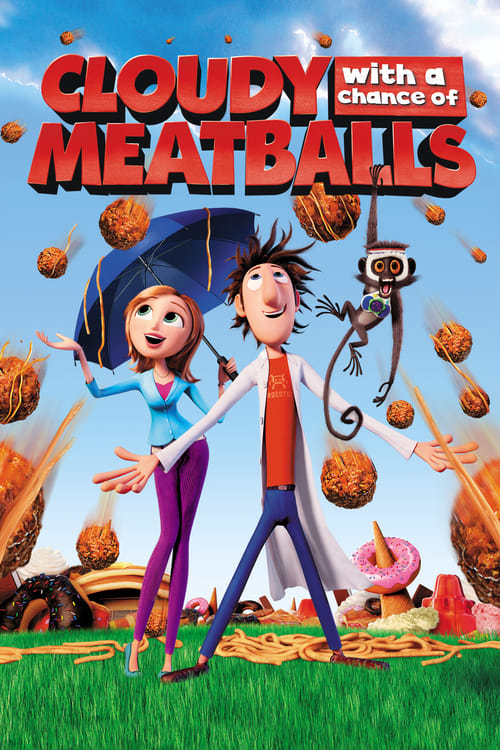 Image Cloudy with a Chance of Meatballs (Arabic)