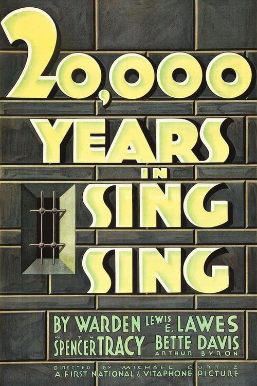 Película Veinte mil años en Sing Sing En Buena Calidad