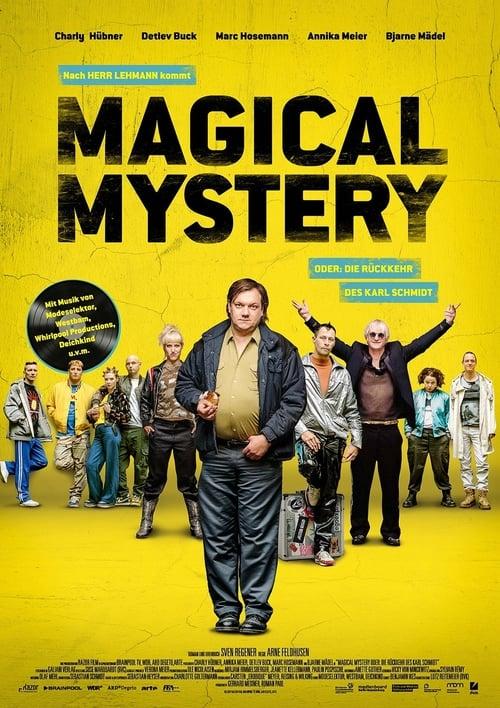 Watch Magical Mystery oder die Rückkehr des Karl Schmidt Movie Online Kostenlos Megashare