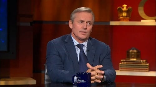 The Colbert Report: Season 9 – Episode John Grisham