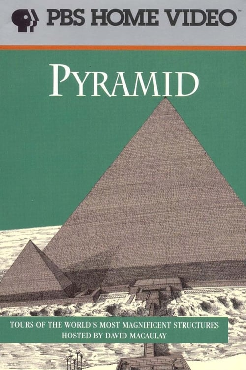 Watch David Macaulay: Pyramid Doblado En Español