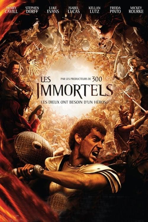 Voir Les immortels (2011) streaming film en français