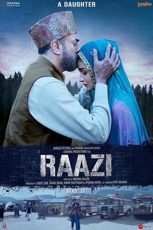 Raazi Streaming VF