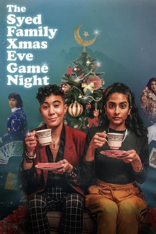 The Syed Family Xmas Eve Game Night Online 2017 Watch