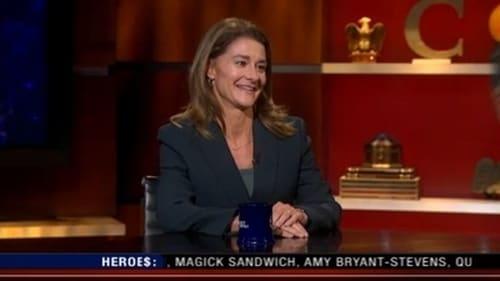 The Colbert Report: Season 7 – Episod Melinda Gates