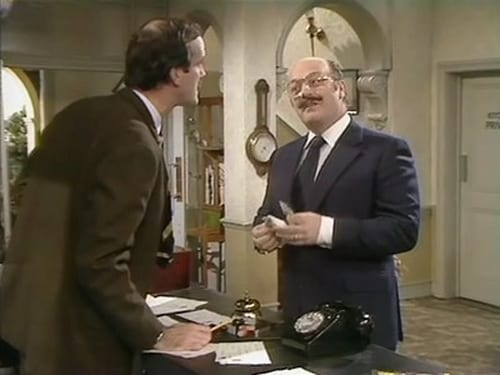Watch Fawlty Towers S2E01 Online