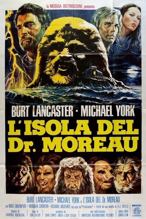 L'isola del Dr. Moreau (1977)
