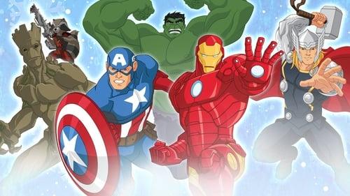 Marvel Aventuras de Superhéroes: ¡Lucha en el hielo!