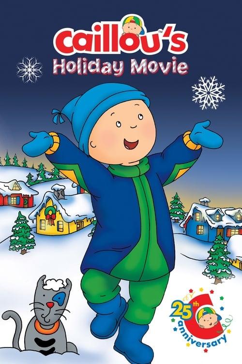 Mira La Película La Navidad de Caillou En Buena Calidad Hd 1080p