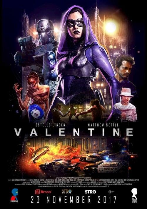 Assistir Valentine