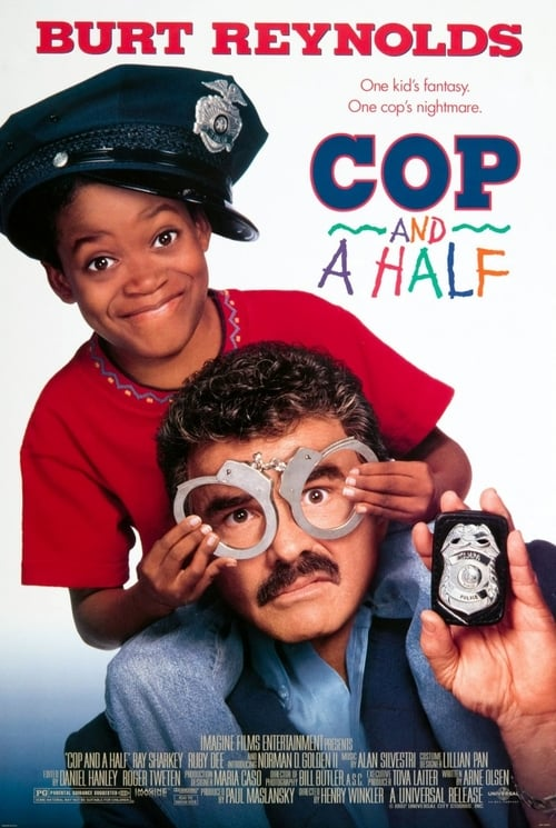 Cop and ½