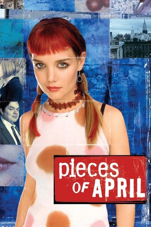 Pieces of April - Poster