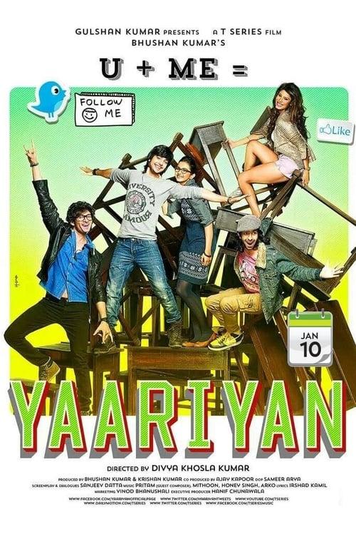 Yaariyan film en streaming