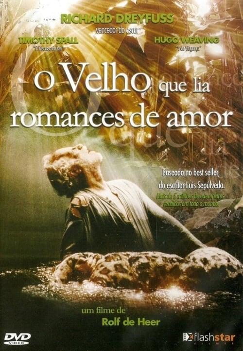 Ver pelicula O Velho que Lia Romances de Amor Online