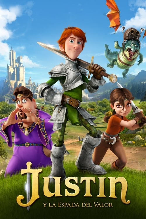 Mira La Película Justin y la espada del valor En Español En Línea