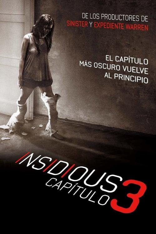 Película Insidious: Capítulo 3 Gratis En Español