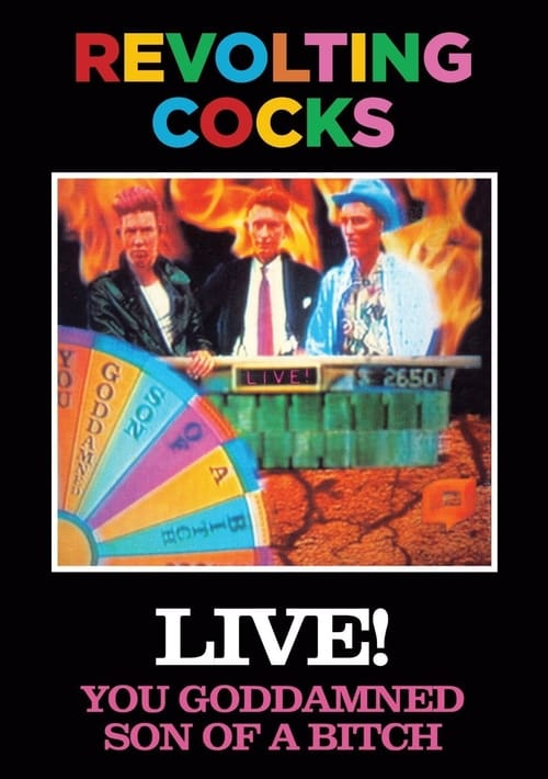 Revolting Cocks: Live! You Goddamned Son of a Bitch (1988)