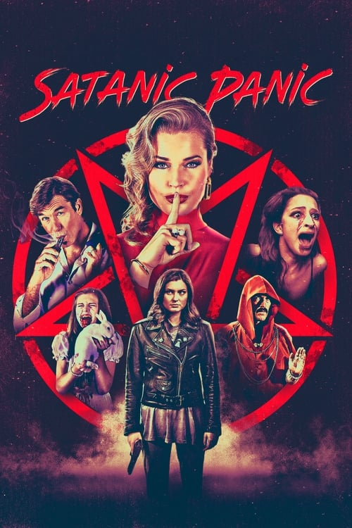Download Satanic Panic (2019) Full Movie