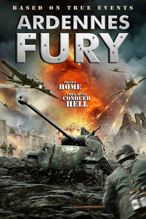 Ardennes Fury (2014) สงครามปฐพีเดือด