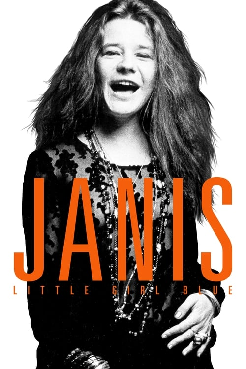 Janis: Little Girl Blue - Poster