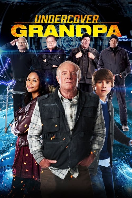 Streaming Undercover Grandpa (2017) Movie Free Online