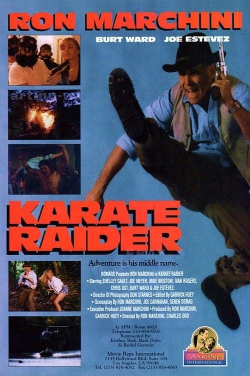 Assistir Karate Raider Em Boa Qualidade Hd 720p