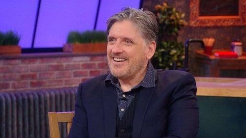 Rachael Ray - Season 13 - Episode 99: Craig Ferguson; DIY Tricks; Pasta with Chicken and Greens
