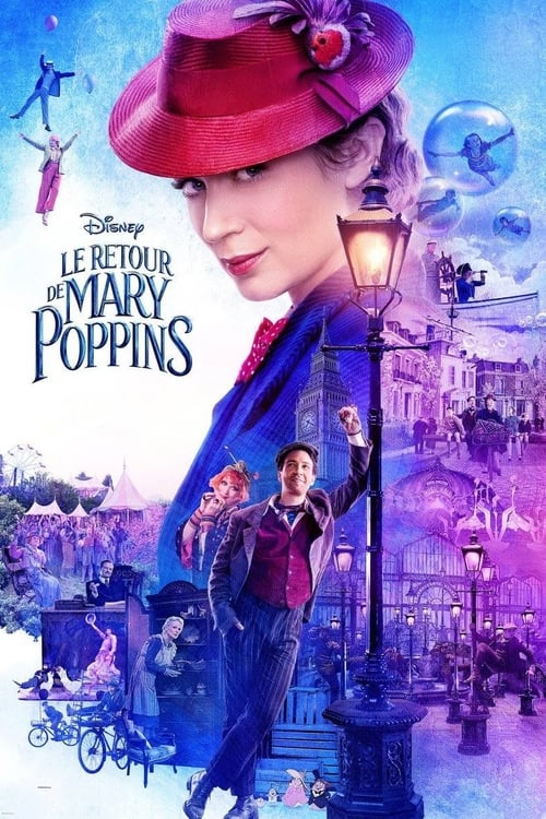 Voir ஜ Le Retour de Mary Poppins Film en Streaming VOSTFR