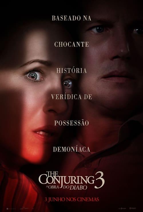 Assistir Invocação do Mal 3: A Ordem do Demônio - HD 720p Legendado Online Grátis HD