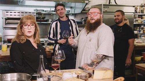 The Untitled Action Bronson Show: Season 1 – Épisode Sally Jessy Raphael, Chefs from Contra