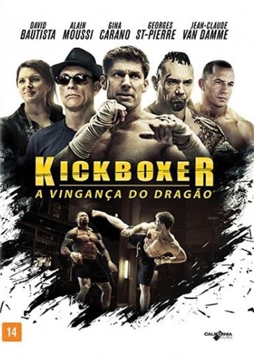 Assistir Kickboxer - A Vingança do Dragão Grátis Em Português