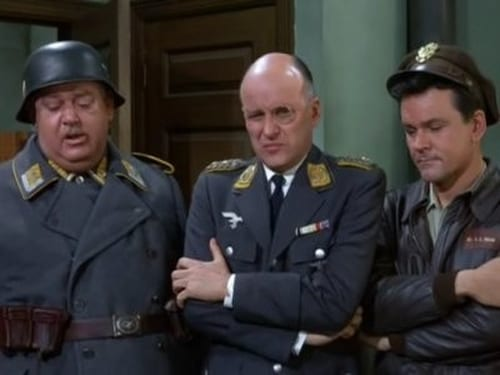 Hogan S Heroes 1966 Streaming: Season 1 – Episode Cupid Comes to Stalag 13