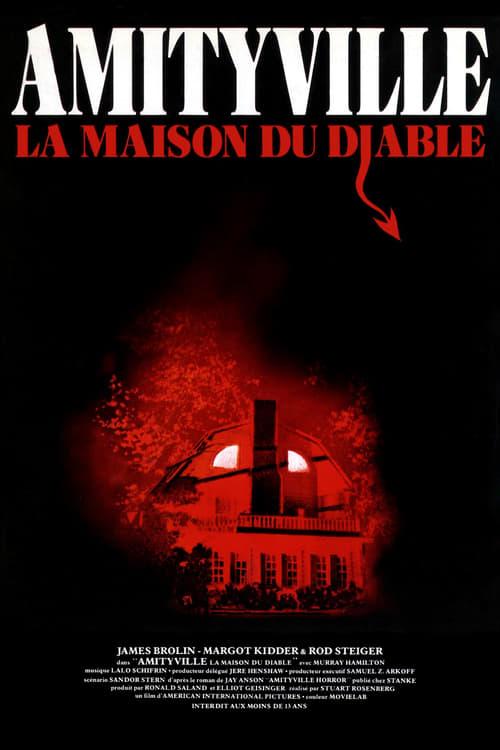 © Amityville : La Maison du diable (1979) ✪