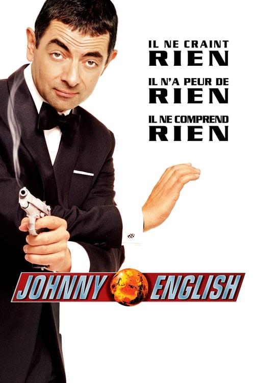 Visualiser Johnny English (2003) streaming vf