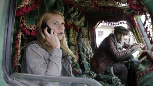Homeland - Season 8 - Episode 10: Designated Driver