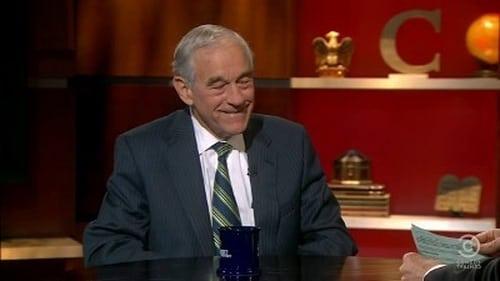 The Colbert Report: Season 7 – Episod Ron Paul
