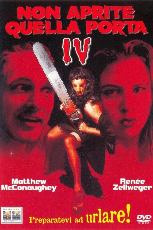 Non aprite quella porta IV (1995)