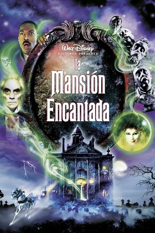 The Haunted Mansion pelicula completa