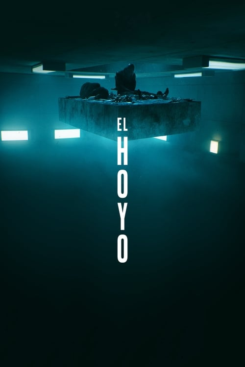 El hoyo Movie Poster