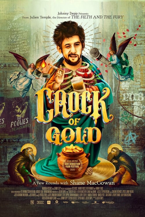 Crock of Gold: A Few Rounds with Shane MacGowan (2020) Poster