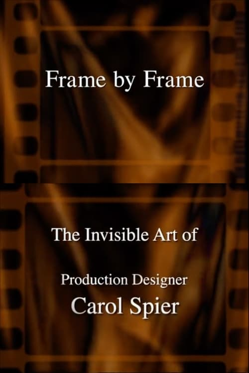 Frame by Frame: The Invisible Art of Production Designer Carol Spier