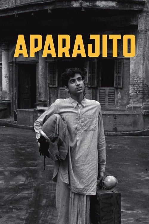 Largescale poster for Aparajito