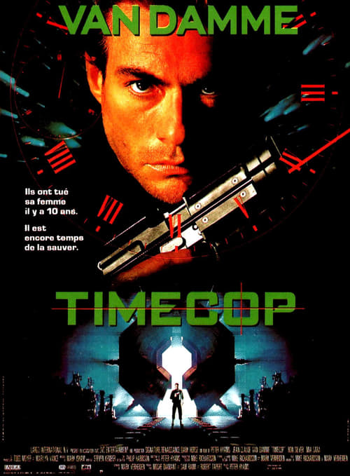 [1080p] Timecop (1994) streaming Amazon Prime Video