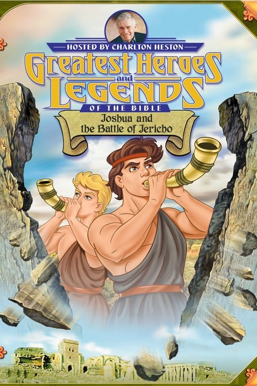 Mira La Película Greatest Heroes and Legends of The Bible: Joshua and the Battle of Jericho Gratis En Línea