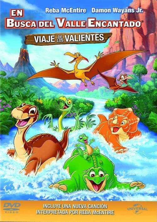 Película En busca del valle encantado XIV: Viaje de los valientes En Buena Calidad Hd